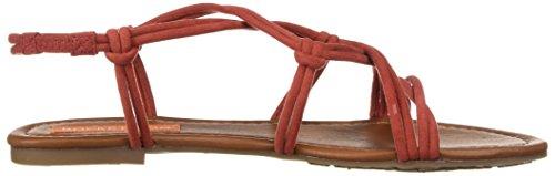Dog Rocket Coasting Terra Cotta Fabric Hartzel Women's Sandal Uqdgq8w