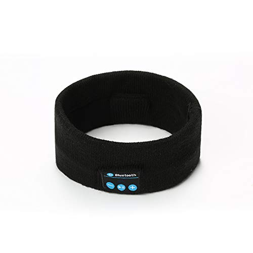 Wireless Bluetooth Headband and Sleepband - Headphone Headset Earphone Stereo Speakers & Mic Hands Free for Outdoor Sports Running