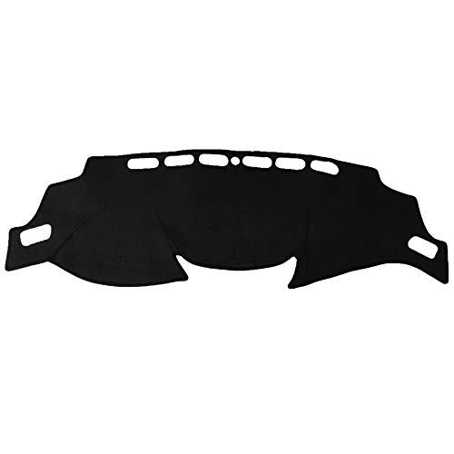 Aiqiying Dash Covers,Non-Slip Carpet Dashboard Mat Sun Cover Pad Dash Mat Fits for 2014 2015 2016 2017 2018 Nissan X-Trail Rouge