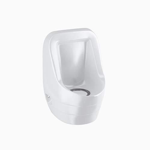Sloan WES-4000 Vitreous China Waterless/No Flush GPF Urinal 1004000