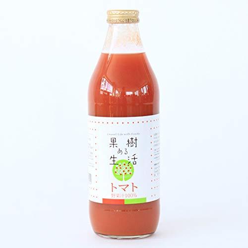 果樹ある生活 トマトジュース 1000ml×12本(野菜汁100%) B07QJ38Z6D B07QJ38Z6D, ヤマキタマチ:1033b082 --- capela.dominiotemporario.com