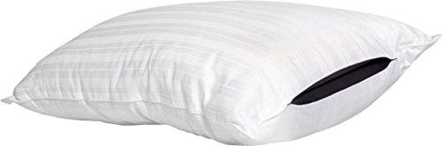 Hidden safe inside pillow