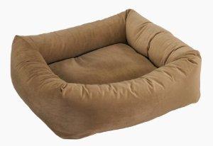 (Dutchie Dog Bed Size: Medium, Color: Acorn)