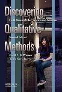 Read Online Discovering Qualitative Methods Field Research, Interviews, Analysis (Paperback, 2009) 2ND EDITION PDF