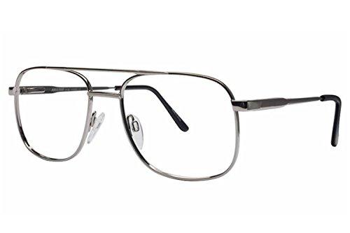 Aristar By Charmant Men's Eyeglasses AR6102 AR/6102 036 White Optical Frame 60mm