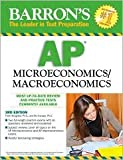 Barron's AP Microeconomics/Macroeconomics 3th (third) edition Text Only