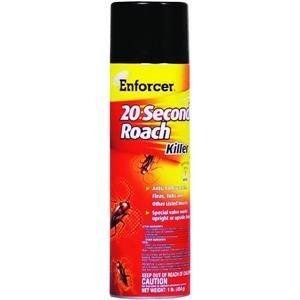Enforcer Prod. TS16 20-Second Roach Killer