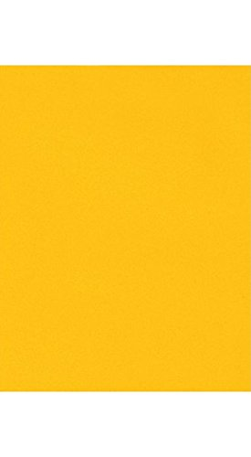 8 1/2 x 11 Cardstock - Sunflower Yellow (50 Qty.) | Perfect for Printing, Copying, Crafting, various Business needs and so much more! | 81211-C-84-50 by LUXPaper