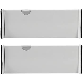 Amazon Com Oxo Expandable Dresser Drawer Dividers 4 Inch
