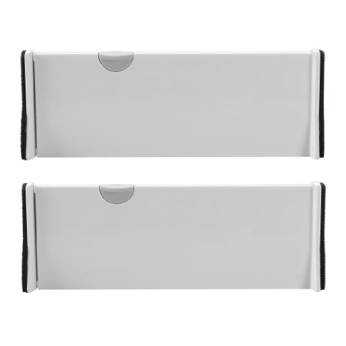 OXO Expandable Dresser Drawer Dividers