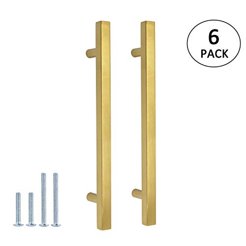 Brass Drawer Pulls and Knobs 6 3/10