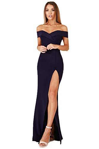Lange dameskleding – meisjes – moderne mode party avondbal of feest – elegant voor bruid, ceremonie of damigella