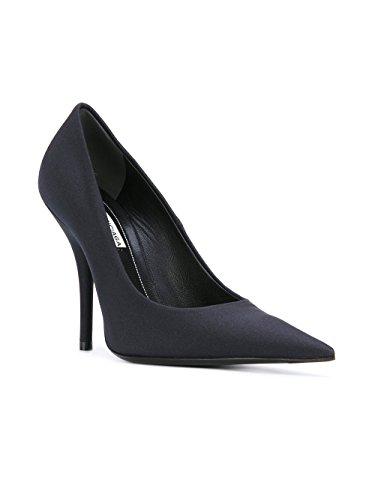 Balenciaga Femme Noir Cuir Escarpins 468078W04Z01000 rqrPwzv