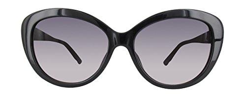 Swarovski SK0112 F 01B Black Asian Fit Cat-Eye - Fit Sunglasses Asian