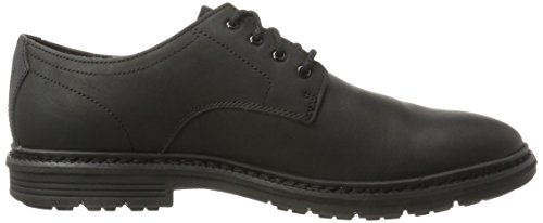 Uomo Nero Oxford Timberland Stringate Scarpe Trail Black Naples Pvxq7fX