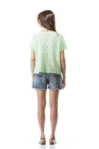 Pepe Jeans PL501595 606 Acid M YERILLA T Shirt