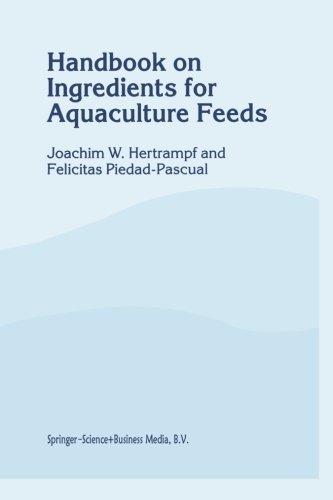 - Handbook on Ingredients for Aquaculture Feeds