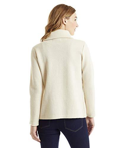 Blanco Invisible World Crossover Bianca 100 Alpaca Women's Cardigan fB0Hqfn1