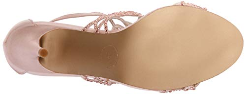AP Women��s Fashion PINK Sandals Pink BABY Armani SATIN TOO wqx6w