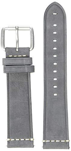 (AVI-8 AV-STRAP22-L12 22mm Roller Buckle Genuine Leather Watch)