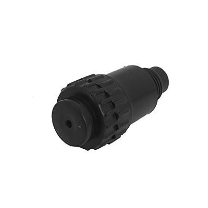 eDealMax 16 mm Diámetro de la rosca del conector de aceite del compresor de aire repuesto