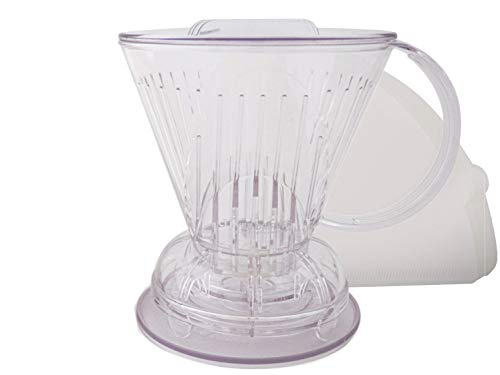 Clever Dripper Coffee Maker, Large, 18 Ounces