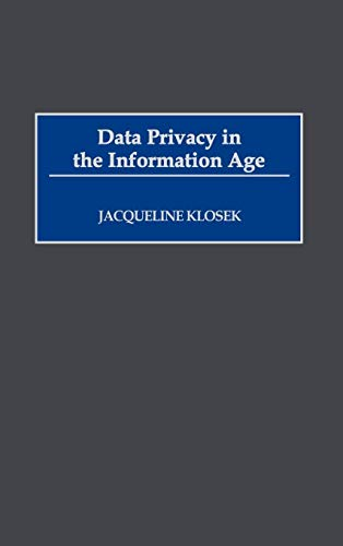 Data Privacy in the Information Age (Privacy And Security Issues In E Commerce)