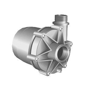 Finish Thompson KC6HPCVN385C Sealless Pump, 38 gpm, 1