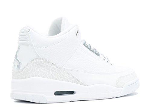 Nike Air Jordan 3 Retro 25e Verjaardag - 398613-102 - Grootte 10.5