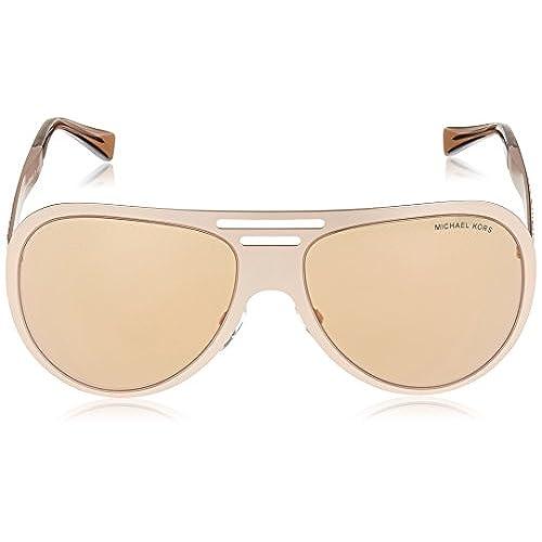 2c74ae42d4a5 MICHAEL KORS Sunglasses MK 5011 1064R1 Satin Rose Gold/Rose Gold 59MM 30%OFF
