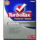 TurboTax 2007 Deluxe for Federal + State Returns & Free E-File by Intuit Inc.