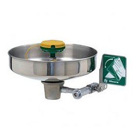 Stainless Steel Bowl Haws® Unmounted Eye/Face Wash Station