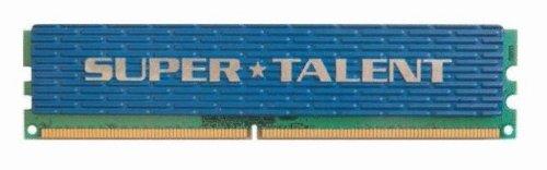 Super Talent DDR2-800 2 GB 128x8 CL5 Memory T800UB2GC5 - Nvidia Nforce 680i Sli Motherboard