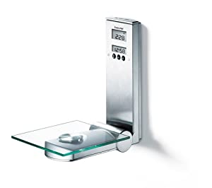 Beurer KS70 Wall Mounted Kitchen Scales: Amazon.co.uk