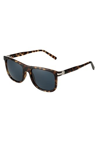 Calvin Klein Plastic Frame Blue Lens Men's Sunglasses CK3198S5519214 Calvin Klein Plastic Frames