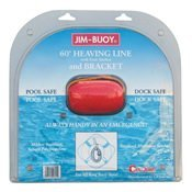 Jim-Buoy 800-60 Heaving Line and Bracket, 60'