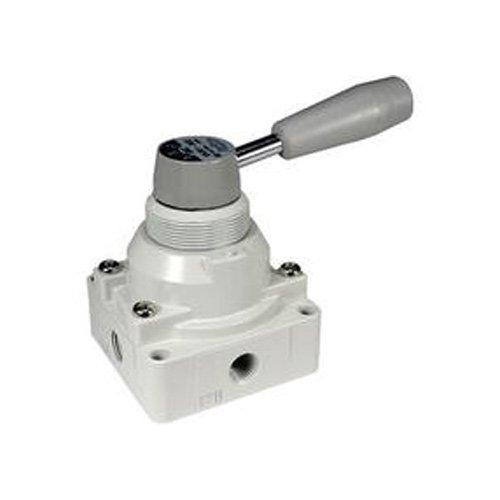 SMC VH202-02 hand-valve 1/4 pt by SMC
