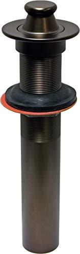 Monogram Brass MBX139524 Monogram Brass MB139524 Lift and Turn Plug Style Drain fits 1-1/2