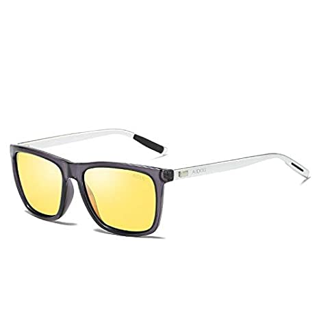 Gafas deportivas hombre, Gafas de sol polarizadas de la manera de las gafas de sol