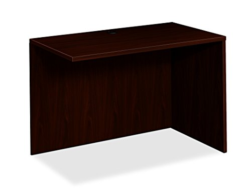 - HON BL Laminate Series Return Shell for Office, 48.25w x 24d x 29h, Mahogany (HBL2145)