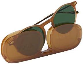 Gepolariseerde Zonnebril voor mannen en vrouwenCategorie 3beschermingmet ultraslanke kofferCRUZ Collectie