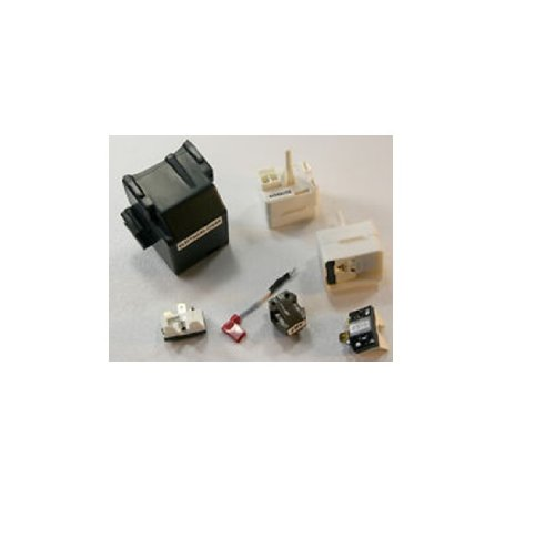 Kenmore Whirlpool Refrigerator Parts Compressor Starting Device Kit COUP500264 ONLY Fits in PS993073 and ()