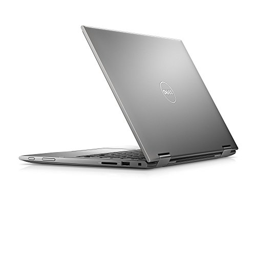 Dell Inspiron i5378-4314GRY 13.3in FHD 2-in-1 Laptop (7th Generation Intel Core i5, 8GB RAM, 256 SSD HDD) (Renewed)