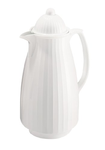 Oggi Linea 34-Ounce Thermal Vacuum Carafe with Push Button Top and Glass Liner