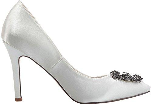 Salabobo Sandales Compensées femme - - ivoire,