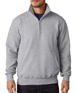 Champion Mens Eco Fleece 1/4 Zip (S400) -LIGHT STEE -XL ()