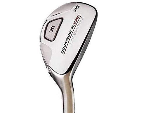 Nickent 3DX Ironwood  23° Stock Graphite Shaft Graphite Regular Right Handed - Nickent Golf 3dx