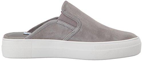 Grey Fashion Steve Women Madden Suede Glenda Sneaker nqnvRST