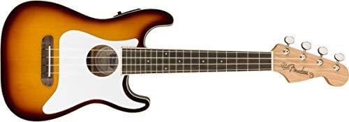 Fender Fullerton Stratocaster Ukulele - Sunburst