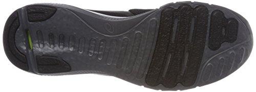 Asics Women's Nitrofuze 2 Training Shoes, Black Black (Carbon/Black/Carbon 9790)